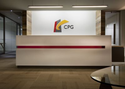 CPG Office Fitout @ Geelong