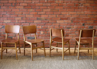 EVA KOPPEL dining chairs