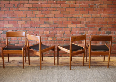GRETA JALK dining chairs