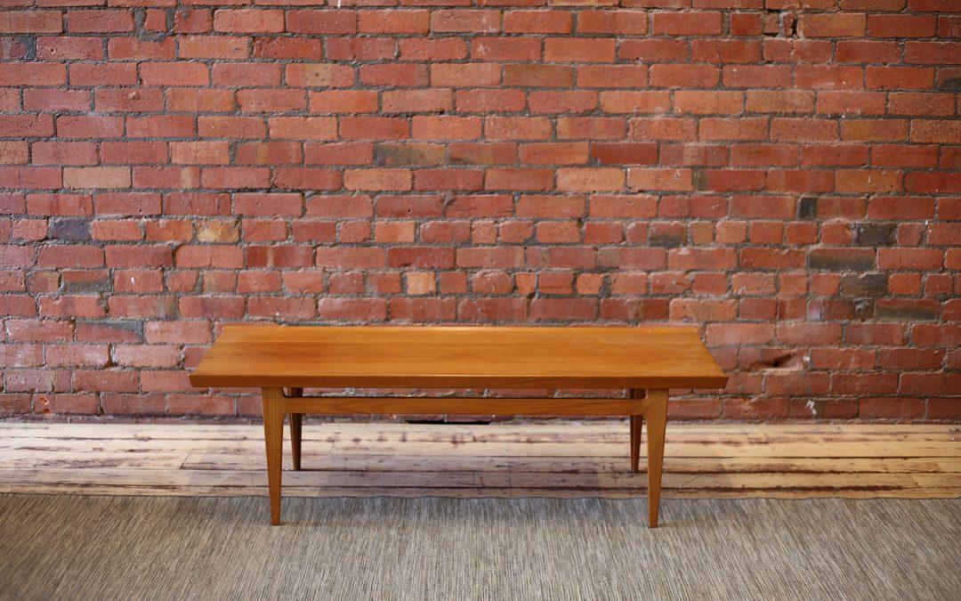 finn juhl coffee table