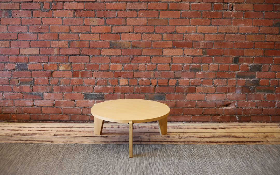Jean PROUVE Vitra coffee table