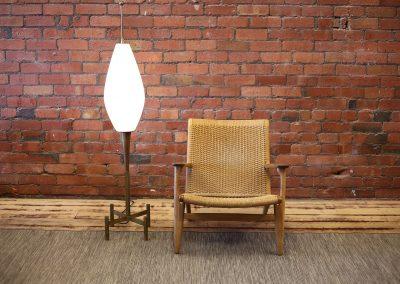 DANISH modenrist floor lamp