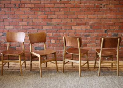 EVA KOPPEL dining chairs