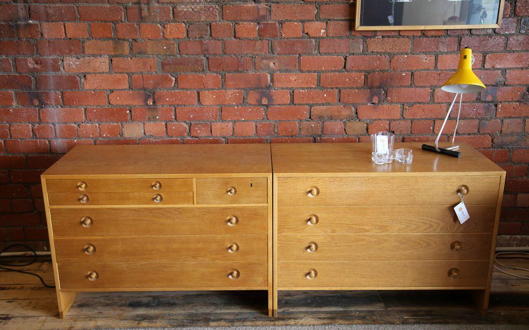 Hans Wegner Ry Mobler drawers
