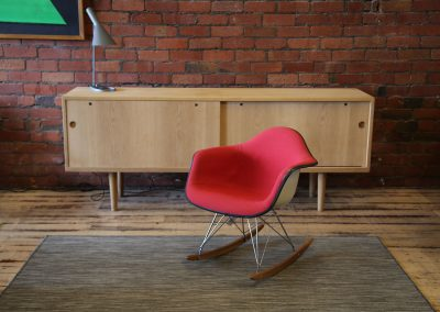 Eames rocker by Herman Miller