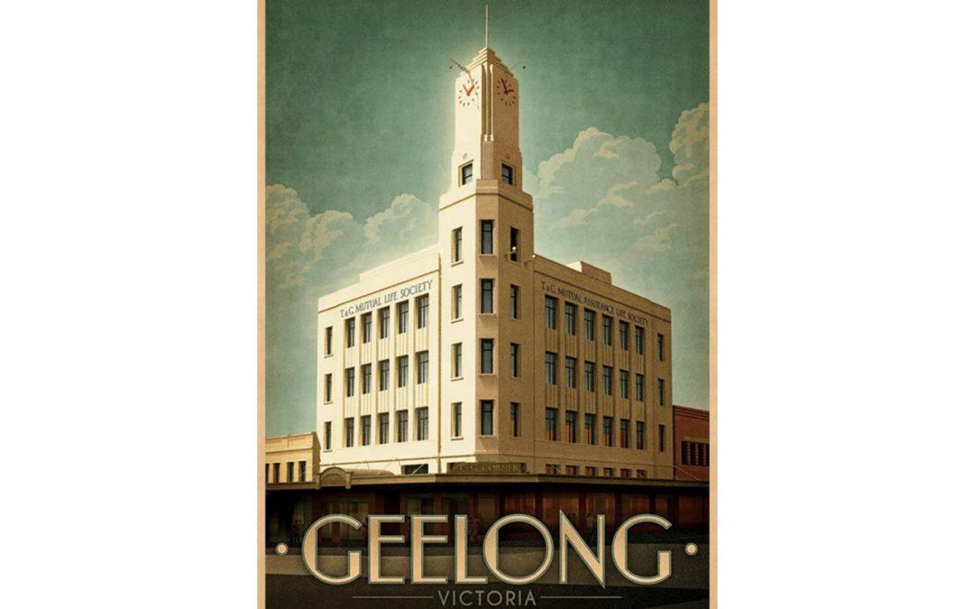 Deakin T&G House @ Geelong CBD